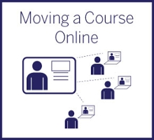 Moving a Course online