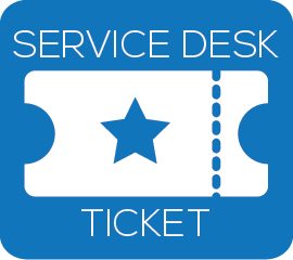 Submit a Service Desk ticket