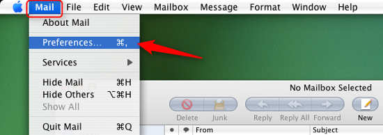 how to set up uwo email on mac
